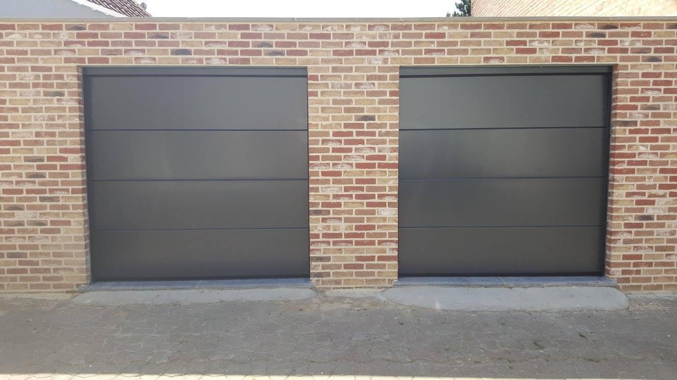 Montage Et Motorisation Porte De Garage Particulier Hc Automatisation